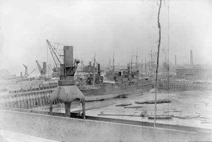 Deptford Docks c. 1900