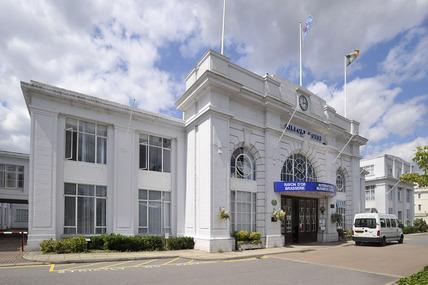 The Terminal Building, Croydon Airport; 2009