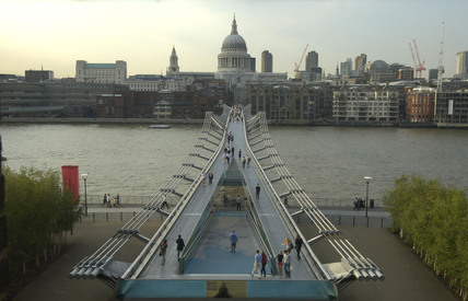 The Millennium Bridge; 2007
