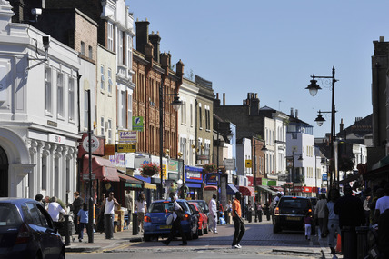 Deptford High Street; 2009