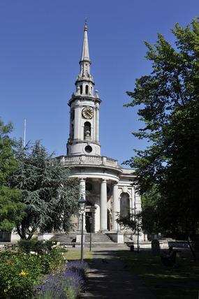 St. Paul's Church, Deptford; 2009