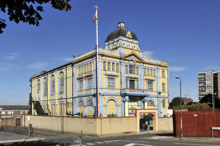 Sikh Temple in Woolwich; 2009