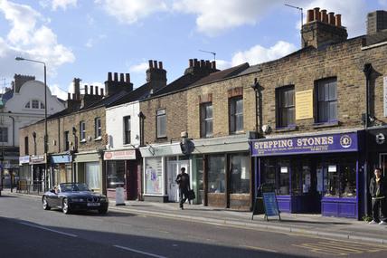 Trafalgar Road Greenwich; 2009