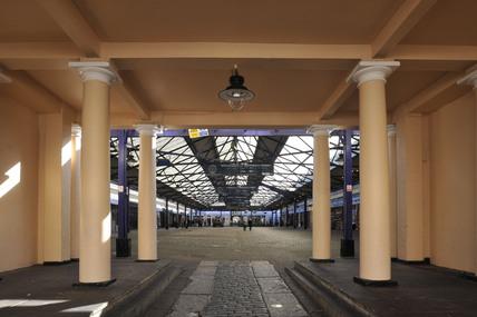 Greenwich Market; 2009