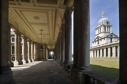 The Old Royal Naval College; 2009