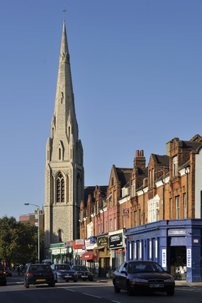 St. Andrews United Reformed Church, Brockley; 2009