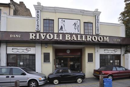 Rivoli Ballroom, Crofton Park; 2009