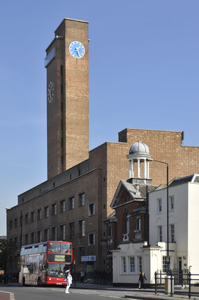 Greenwich Old Town Hall; 2009