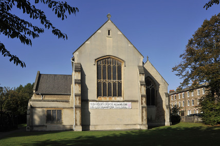 St Saviours Church, Forest Hill; 2009