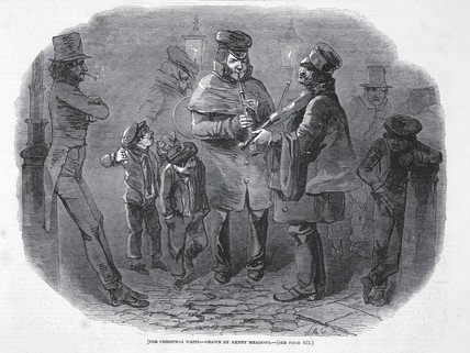 The Christmas Waits: 1848