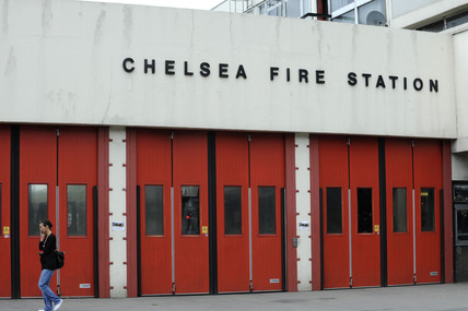 Chelsea Fire Station; 2009