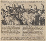 The Gunpowder Plot Conspirators, 1605