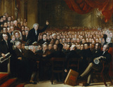 The Anti-Slavery Society Convention, 1840