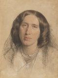 George Eliot (Mary Ann Cross (née Evans))