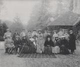 Members of the Marlborough House Set