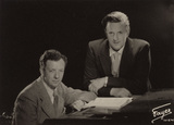 Benjamin Britten; Peter Pears