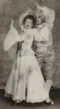 Ottilie Ethel ('Tilly') Losch with dancer