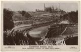 'Coronation Durbar, Delhi. Royal procession towards the Jumma Musjid Mosque'