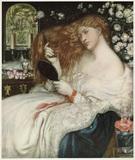 Fanny Cornforth (née Sarah Cox) ('Lady Lilith')