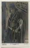Arthur Bourchier as Shylock in 'The Merchant of Venice'