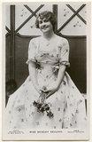 Shirley Kellogg (Mrs Albert de Courville)