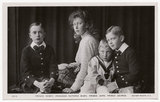 The children of King George V