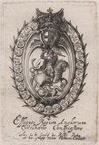 Title for 'Effigies Regum Anglorum a Wilhelmo Conquestore' (King William I ('The Conqueror')?)