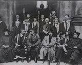 Douglas Haig, 1st Earl Haig; Rudyard Kipling; George Galloway; Sir John Bland-Sutton,1st Bt
