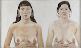 Ishbel Myerscough; Chantal Joffe ('Two Girls')