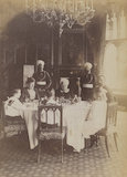 'A Royal Luncheon Party at Windsor'