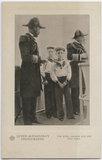 King George V; Prince Edward, Duke of Windsor (King Edward VIII); King George VI; King Edward VII