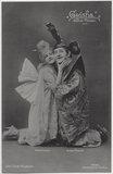 Dora Hrach and Anton Franck in 'Geisha'
