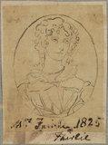 Isabella Mary Fairlie (née Elderton)