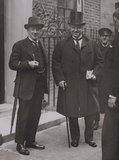 Stanley Baldwin, 1st Earl Baldwin; George Nathaniel Curzon, Marquess Curzon of Kedleston