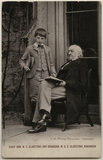 William Glynne Charles Gladstone; William Ewart Gladstone