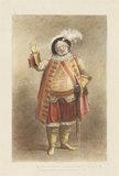 Robert William Elliston as Falstaff