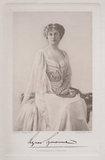 Agnes Geraldine (née Fox-Pitt-Rivers), Lady Grove