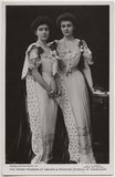 Margaret, Crown Princess of Sweden; Princess Patricia of Connaught (later Lady Patricia Ramsay)
