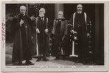 'Archbishop of Canterbury, Lord Strathcona, Mr. Carnegie, & Principal Lang'