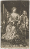 James Scott, Earl of Dalkeith; Anna Scott, Duchess of Monmouth and Duchess of Buccleuch; Henry Scott, 1st Earl of Deloraine