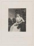 Mary Elizabeth Montresor when Lady Sondes