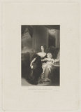 Harriet Elizabeth Georgiana Leveson-Gower, Duchess of Sutherland; Elizabeth Georgiana, Duchess of Argyll