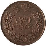 Waterloo Medal reverse