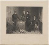 Jan or Dyani Tzatzoe (Tshatshu); Andries Stoffles; James Read Sr; James Read Jr; John Philip