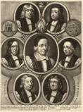 The Seven Bishops Committed to the Tower in 1688