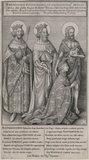 The Wilton Diptych (King Richard II)