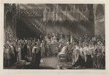Queen Victoria ('The Coronation of Queen Victoria, 28 June 1838')