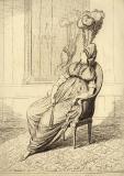 Lady Charlotte Susan Maria Bury (née Campbell) ('Modern elegance')