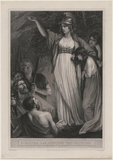 Boadicea Haranguing the Britons (called Boudicca (Boadicea))