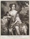Queen Anne when Princess of Denmark